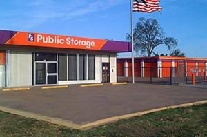 Image of Public Storage - Arlington - 100 N Collins #101 Facility at 100 N Collins #101  Arlington, TX