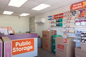 Image of Public Storage - Houston - 9030 North Freeway Facility on 9030 North Freeway  in Houston, TX - View 3