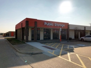 Image of Public Storage - Arlington - 3008 West Division Street Facility at 3008 West Division Street  Arlington, TX