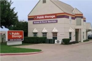 Image of Public Storage - Arlington - 2531 South Cooper Street Facility at 2531 South Cooper Street  Arlington, TX