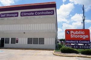 Image of Public Storage - Houston - 6456 Highway 6 North Facility at 6456 Highway 6 North  Houston, TX