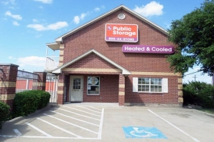 Image of Public Storage - Mesquite - 1501 Oates Drive Facility at 1501 Oates Drive  Mesquite, TX