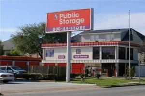 Image of Public Storage - Houston - 3703 Westheimer Blvd Facility at 3703 Westheimer Blvd  Houston, TX