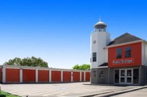Image of Public Storage - Houston - 1419 W Gray St Facility at 1419  W Gray St  Houston, TX