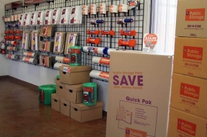 Image of Public Storage - Richardson - 920 Audelia Road Facility on 920 Audelia Road  in Richardson, TX - View 3