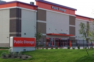Image of Public Storage - Plano - 2104 Hedgcoxe Rd Facility at 2104 Hedgcoxe Rd  Plano, TX