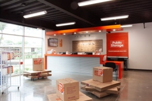 Image of Public Storage - Houston - 5323 Milwee Street Facility on 5323 Milwee Street  in Houston, TX - View 3