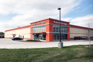 Image of Public Storage - Plano - 7950 Ohio Dr. Facility at 7950 Ohio Dr.  Plano, TX