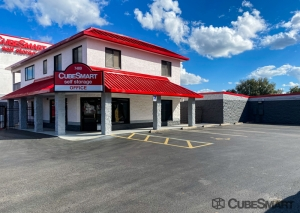 Image of CubeSmart Self Storage - Orlando - 7400 Colonial Dr. Facility at 7400 West Colonial Drive  Orlando, FL