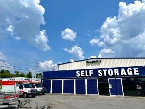Image of Midgard Self Storage - Springfield TN, LLC Facility at 2758 East 17th Avenue  Springfield, TN