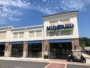 Image of Midgard Self Storage - Roswell GA Facility at 1240 Alpharetta Street  Roswell, GA