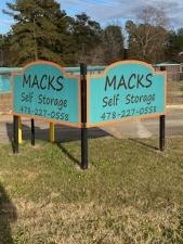Image of Macks Self Storage - 31216 Facility on 5550 Hawkinsville Road  in Macon, GA - View 3