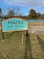 Image of Macks Self Storage - 31216 Facility on 5550 Hawkinsville Road  in Macon, GA - View 2