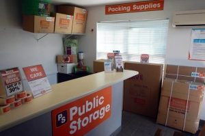 Image of Public Storage - Mauldin - 114 North Main Street Facility on 114 North Main Street  in Mauldin, SC - View 3
