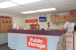 Image of Public Storage - Durham - 3600 Kangaroo Drive Facility on 3600 Kangaroo Drive  in Durham, NC - View 3