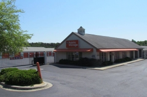 Image of Public Storage - Raleigh - 4243 Poole Road Facility at 4243 Poole Road  Raleigh, NC