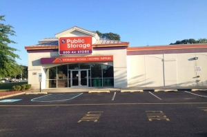 Image of Public Storage - Howell - 1070 US Hwy 9 Facility at 1070 US Hwy 9  Howell, NJ