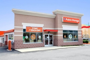 Image of Public Storage - Capitol Heights - 8701 Central Ave Facility at 8701 Central Ave  Capitol Heights, MD