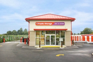 Public Storage - New Castle - 3801 Dupont Parkway