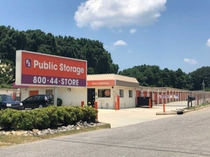 Image of Public Storage - Garner - 309 US Highway 70 E Facility on 309 US Highway 70 E  in Garner, NC - View 2
