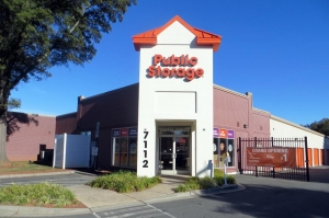 Image of Public Storage - Charlotte - 7112 Albemarle Rd Facility on 7112 Albemarle Rd  in Charlotte, NC