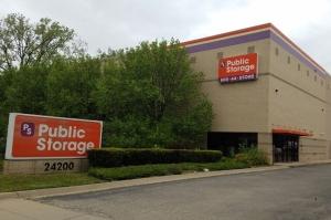 Image of Public Storage - Southfield - 24200 Telegraph Road Facility at 24200 Telegraph Road  Southfield, MI