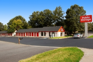 Image of Public Storage - Charlotte - 9400 S Tryon St Facility at 9400 S Tryon St  Charlotte, NC