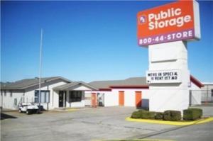 Image of Public Storage - Oklahoma City - 4105 S May Ave Facility at 4105 S May Ave  Oklahoma City, OK