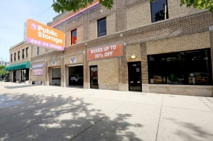 Image of Public Storage - Chicago - 1512 West Jarvis Ave Facility at 1512 West Jarvis Ave  Chicago, IL