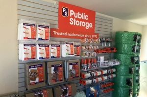 Image of Public Storage - Edmond - 2201 NW 192nd St Facility on 2201 NW 192nd St  in Edmond, OK - View 3