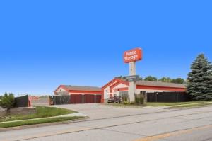 Image of Public Storage - Omaha - 4110 N 129th St Facility at 4110 N 129th St  Omaha, NE