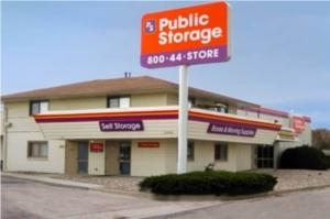 Image of Public Storage - Colorado Springs - 2460 North Powers Blvd Facility at 2460 North Powers Blvd  Colorado Springs, CO