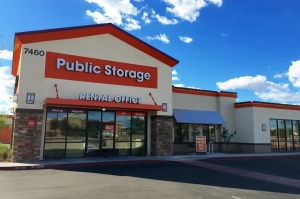 Image of Public Storage - Gilbert - 7460 S Power Rd Facility at 7460 S Power Rd  Gilbert, AZ