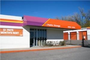 Image of Public Storage - Colorado Springs - 210 Mount View Lane Facility at 210 Mount View Lane  Colorado Springs, CO