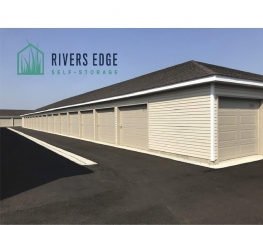 Image of Rivers Edge Self-Storage Facility at 7701 River Road Northeast  Otsego, MN