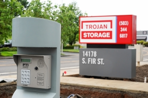Image of Trojan Storage of Oregon City Facility on 14178 Fir Street  in Oregon City, OR - View 4