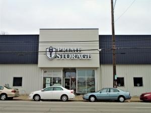 Image of Prime Storage - Louisville E. Main Street Facility at 913 East Main Street  Louisville, KY