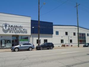 Image of Prime Storage - Louisville E. Main Street Facility on 913 East Main Street  in Louisville, KY - View 2