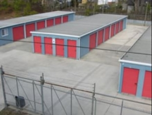 Image of Kannapolis Self Storage - Lakeview Facility on 819 Lakeview Street  in Kannapolis, NC - View 2