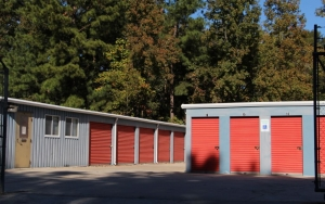 Image of Kannapolis Self Storage - Lakeview Facility at 819 Lakeview Street  Kannapolis, NC