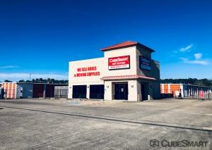 Image of CubeSmart Self Storage - Dickinson Facility at 3817 Gulf Freeway  Dickinson, TX