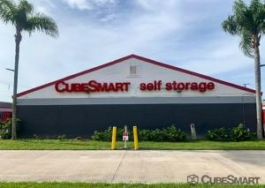 Image of CubeSmart Self Storage - Okeechobee Facility on 2190 Florida 70  in Okeechobee, FL - View 2