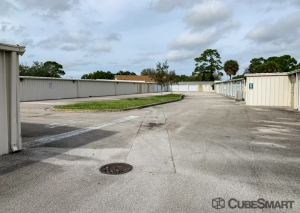 Image of CubeSmart Self Storage - Port St. Lucie - 600 NW Airoso Blvd. Facility on 600 Northwest Airoso Boulevard  in Port Saint Lucie, FL - View 2