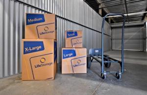 Image of Life Storage - Austin - 4909 South Interstate 35 Frontage Road Facility at 4909 South Interstate 35 Frontage Road  Austin, TX