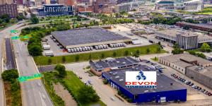 Image of Devon Self Storage - Cincinnati Facility on 737 West 6th Street  in Cincinnati, OH - View 2