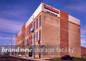 Picture of CubeSmart Self Storage - Nashville - 207 Monroe St.