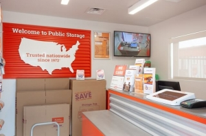 Image of Public Storage - Charlotte - 7921 South Blvd Facility on 7921 South Blvd  in Charlotte, NC - View 3