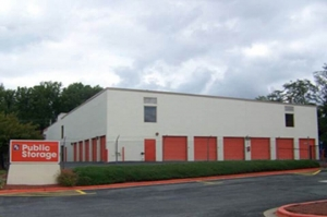 Image of Public Storage - Bowie - 5801 Woodcliff Rd Facility at 5801 Woodcliff Rd  Bowie, MD