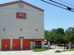 Image of Public Storage - Atlanta - 1506 Howell Mill Road NW Facility at 1506 Howell Mill Road NW  Atlanta, GA