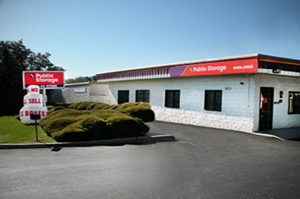 Image of Public Storage - Spring Valley - 203 New Clarkstown Road Facility at 203 New Clarkstown Road  Spring Valley, NY
